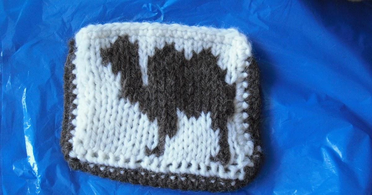 PurpleBecca's Knitting Blog: Camel Motif