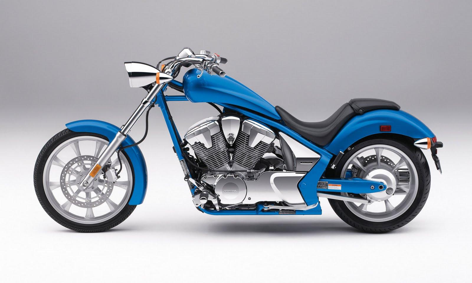 Top Motorcycle Amp Review 2010 Honda Fury