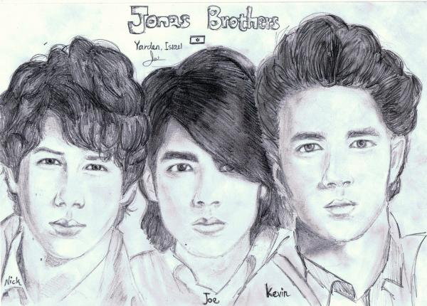 Blog de fotos spgbr caricatura dos jonas brothers - Jonas brothers blogspot ...