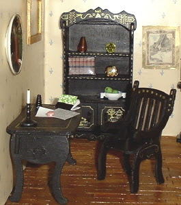 Dollhouse Furniture, Dollhouse Miniatures Kits, Dollhouse Accessories