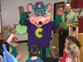 Perry Nursery School Of Ann Arbor Chuck E Cheese