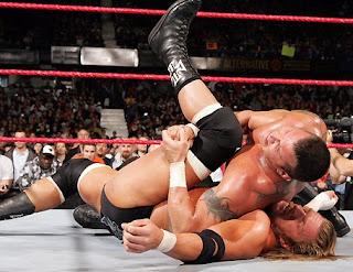 Pinfall Orton