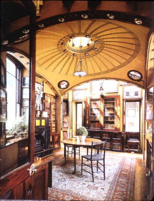 Lindsay Hair Interiors Sir John Soane Museum