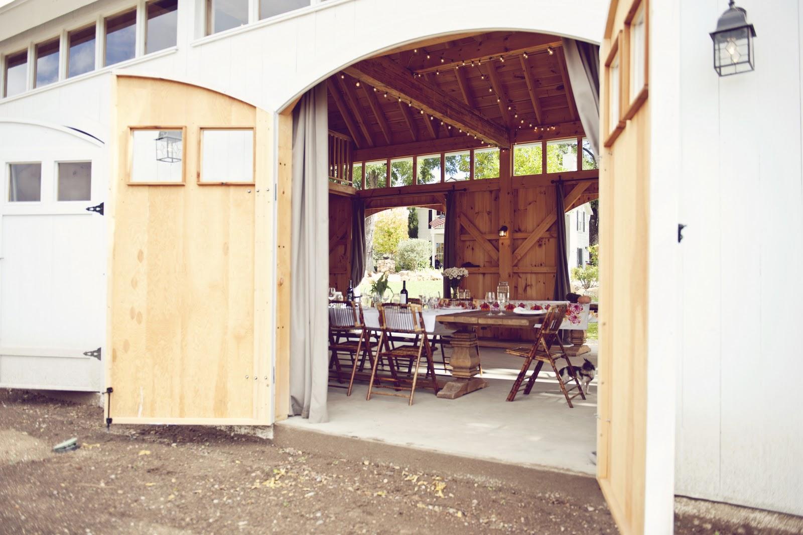 BOISERIE & C.: Come trasformare un magazzino...