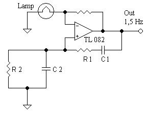 Sine Wave Oscillator - Free Electronic Diagram Circuit