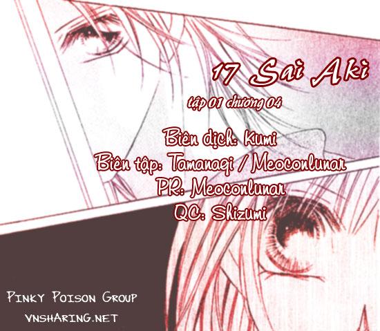 17 Sai Natsu - Seifuku no Jouji Chap 004 . Next Chap 5