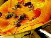 receita fácil prática acompanhamento legumes verduras cenoura alcaparras