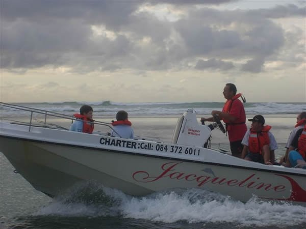 Fishing report south africa jacqueline deep sea fishing for Deep sea fishing st lucia