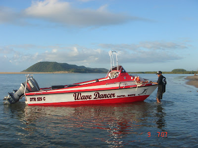 Fishing report south africa wave dancer fishing charters for Deep sea fishing st lucia