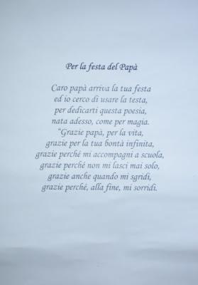 Il Blog Di Bruno Pino Festa Del Papà Un Disegno Ed Una Poesia Da