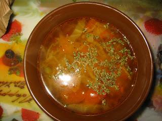 bulgarian vegetable soup