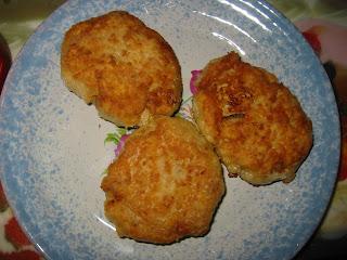 pirjoale, meat balls