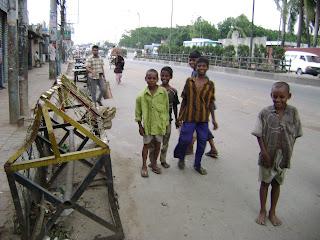 Increasing child labors in Dhaka city/Bangladesh