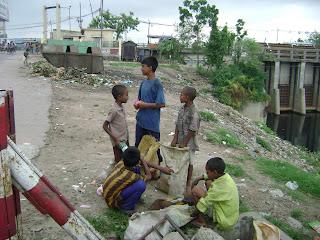 street children in dhaka city