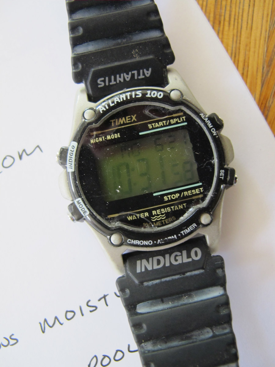 79c73f963f2d Only peripherally relating to my normal outdoorsy postings. In November of  2009 I was on the hunt for a digital watch that had a countdown timer mode  that ...