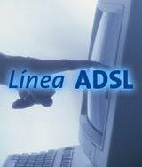 Línea ADSL