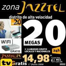 ADSL 20 Megas
