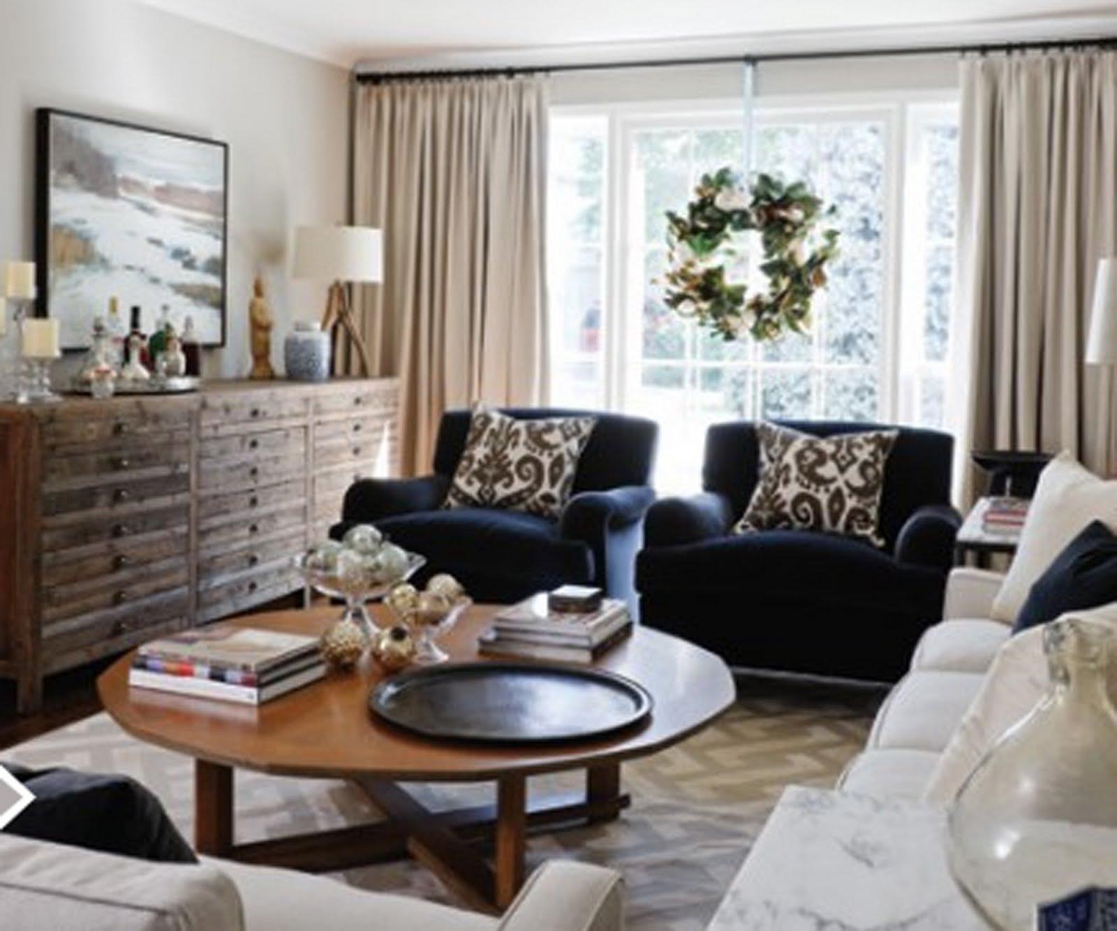 Blueprint bliss modern farmhouse living room