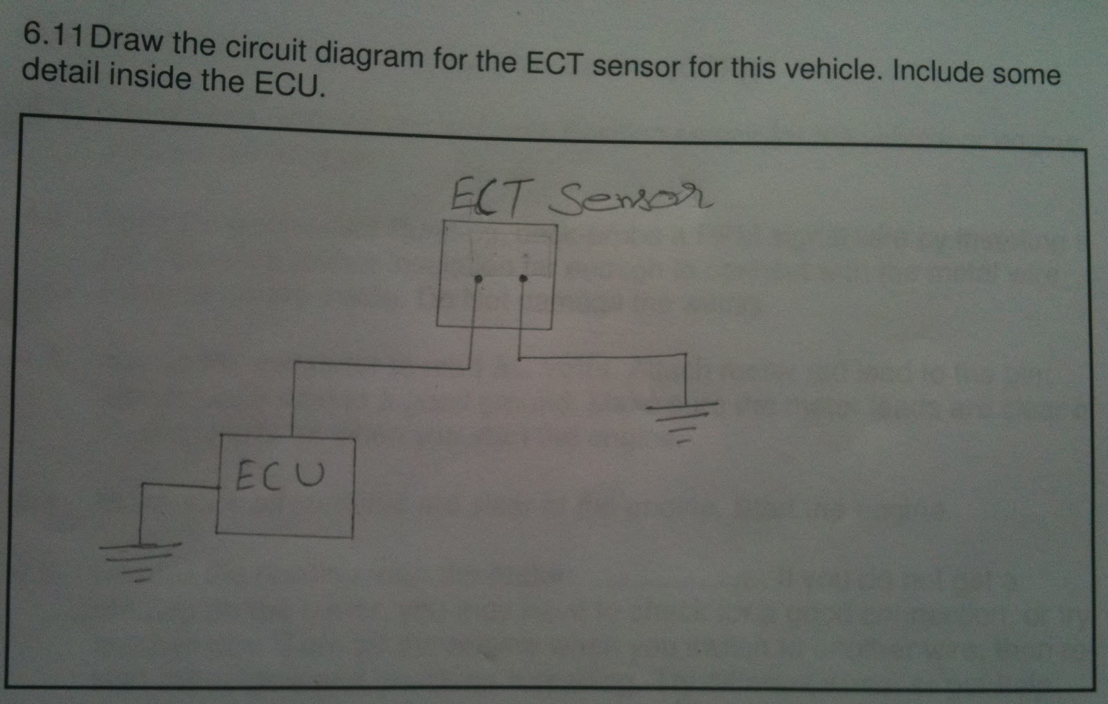 Singhs 4826 Input Sensor And Actuators On Vehicle Adjusting My Ect Wiring Diagram Q Describe How The Map Works To Tell Engine Much Air Comes Into A There Is Silicon Chip In