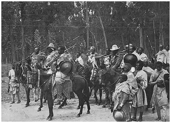 italian aggression in abyssinia essay Italo-abyssinian conflict: italian italo-abyssinian conflict: italian colonialism in africa making of , condemning italian aggression at.