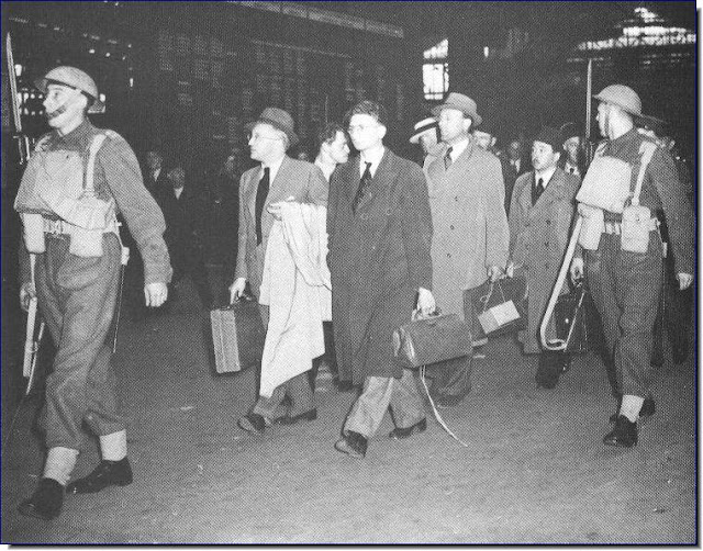 battle of britain 1940 xenophobia foreigners arrested 002