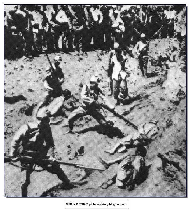 nanking massacre regarded as most brutal during the second world war The atrocities committed by the japanese military during world war two are so brutal japanese crimes in wwii that nanking see more on nanking massacre.