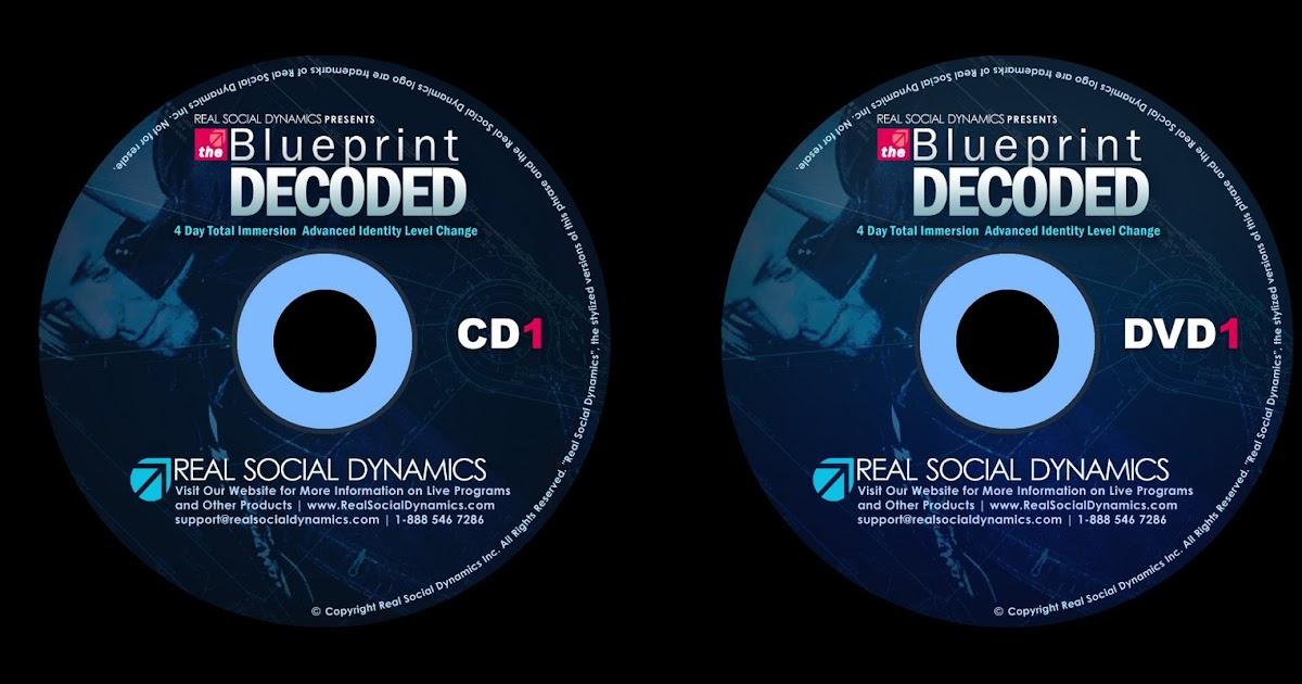 Real social dynamics blog the blueprint decoded dvdcd series real social dynamics blog the blueprint decoded dvdcd series coming feb 14th 12pm est malvernweather Choice Image