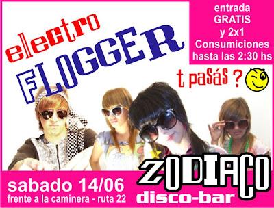 Electro floggers argentin