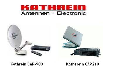 Kathrein  Cap-900   Cap-210