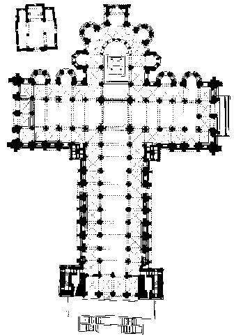 ArteSauces: Comentario de la Catedral de Santiago de