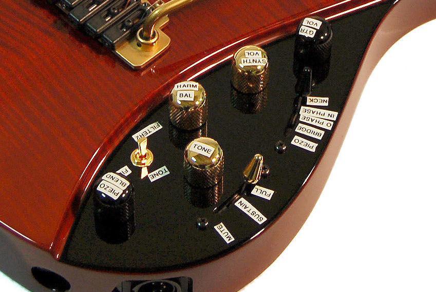 The Guitar Column Bob Moog Foundation Ebay Auction