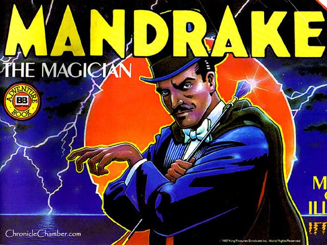 Resultado de imagem para Mandrake
