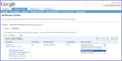 Inside AdSense: Introducing the Ad Review Center