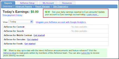 Making Money Online Inside Adsense