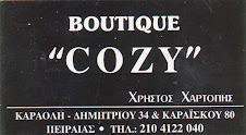 Καταστημα ρουχων Cozy