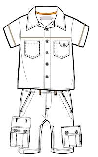 .DEBORA DESENHOS DE MODA.: Desenhos Técnicos Masculino