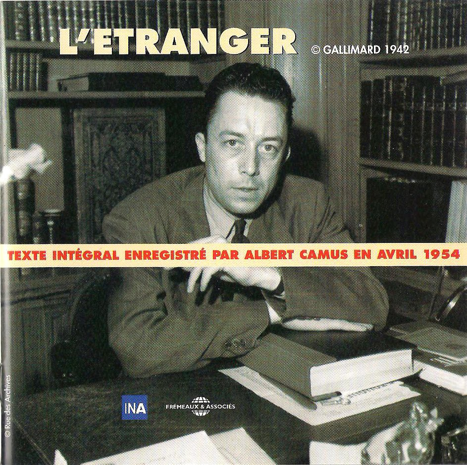 the stranger camus essays