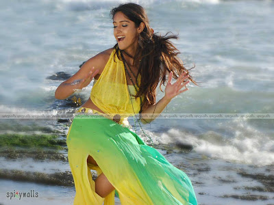 rebecca romjin wallpapers. South Indian Telugu actress Ileana sexy Colourful Wallpapers Ileana sexy