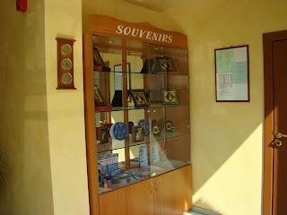 Хотел Дионис - сувенирен щанд
