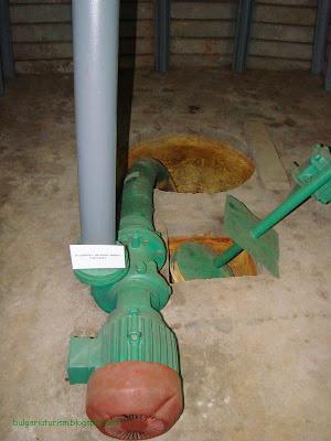 Руднична водоотливна система