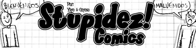 STUPIDEZ! COMICS