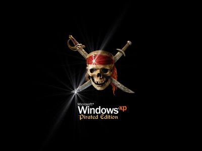 Windows XP Pirate