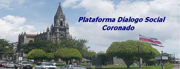 Plataforma Dialogo Social Coronado