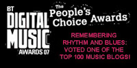 BT DMA07 People's Choice Nominee - I'm A Winner!