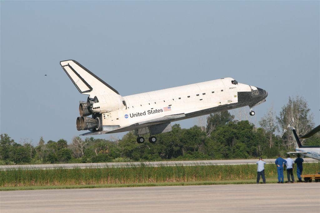 space shuttle atlantis dinner - photo #30