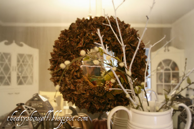 Diy Fall Festival And Easy Fabric Wreath - Show