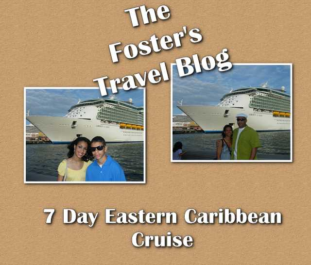 The Foster's Travel Blog