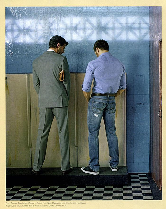 esteticmen 3: Gay Bathroom Cruising by Anthony Gayton