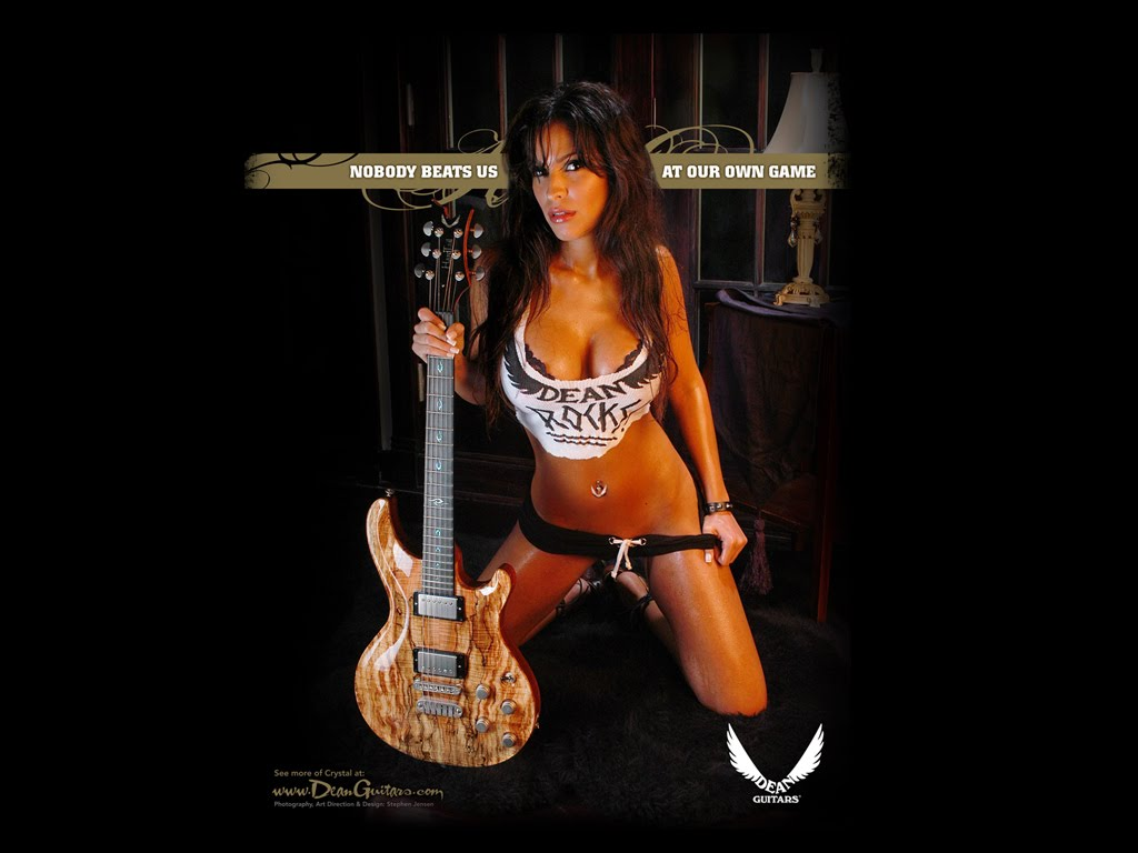 224 Best Images About Girls With Guitars On Pinterest: Pic New Posts: Wallpaper Dean Guitar