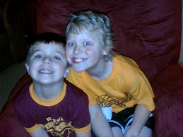 my 2 little men